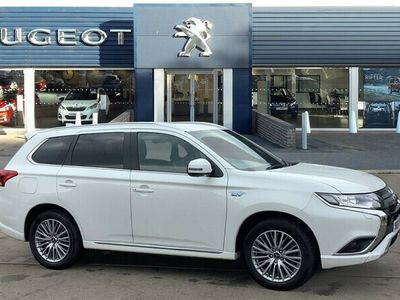 used Mitsubishi Outlander P-HEV  2.4 PHEV Dynamic 5dr Auto Estate BEST IN THE UK!