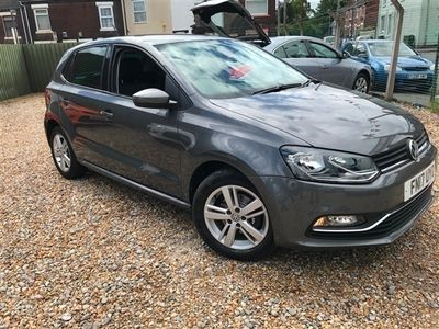 used VW Polo 1.4 TDI 75 Match Edition 5dr