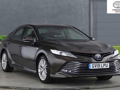 used Toyota Camry 2.5 Vvt-I Hybrid Design 4Dr Cvt