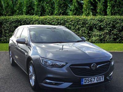 used Vauxhall Insignia 5dr 2.0 Sri Nav Turbo D Estate 2017