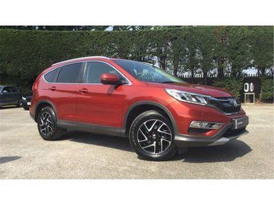 used Honda CR-V 2.0 i-VTEC SE Plus 5dr Auto Petrol Estate