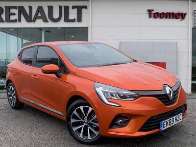 used Renault Clio ICONIC TCE hatchback
