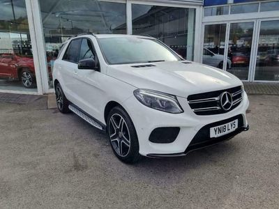 used Mercedes GLE250 4Matic AMG Night Edition 5dr 9G-Tronic 2.2