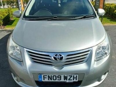 used Toyota Avensis 1.8 V-Matic TR M-Drive S 4dr