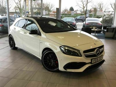 used Mercedes A45 AMG A Class Amg Hatchback4Matic Premium 5dr Auto 2.0