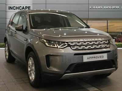 used Land Rover Discovery Sport DIESEL SW 2.0 D180 S 5dr Auto