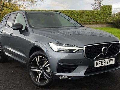 used Volvo XC60 2.0 D4 R Design 5Dr Geartronic diesel estate