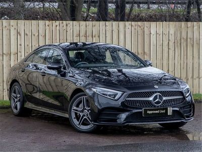 used Mercedes CLS400 CLS4Matic Amg Line 4Dr 9G-Tronic