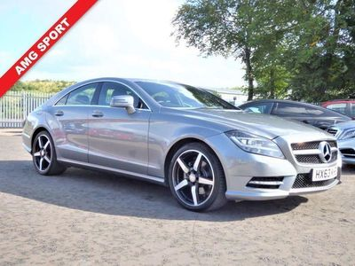 used Mercedes CLS250 CL 2.1CDI BLUEEFFICIENCY AMG SPORT 4d 204 BHP