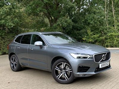 used Volvo XC60 XC60 20192.0 T5 [250] R DESIGN 5dr AWD Geartronic Estate Estate 2019