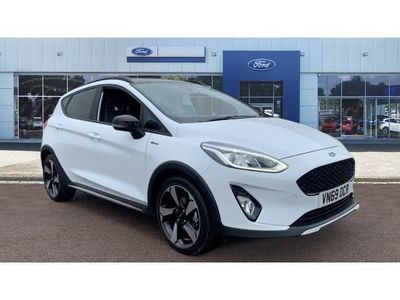 used Ford Fiesta 1.0 EcoBoost 125 Active B+O Play 5dr Petrol Hatchback