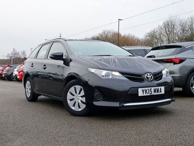 used Toyota Auris Active Touring Sports D4-d 1.4 5dr