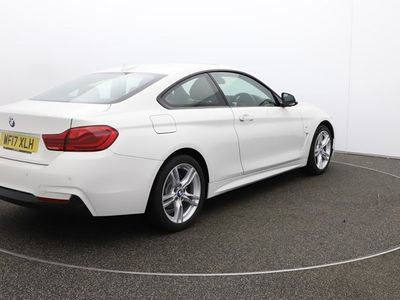 used BMW 420 4 Series D XDRIVE M SPORT Coupe 2017