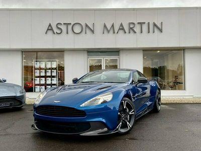 used Aston Martin Vanquish 2018 Hampton In Arden Coupe