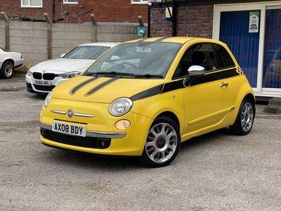 used Fiat 500 1.4 16v Sport 3dr