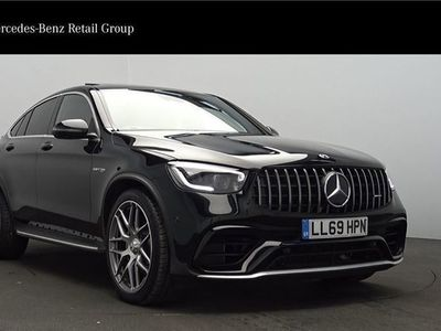 used Mercedes GLC63 AMG GLC Coupe4Matic+ Premium Plus 5Dr Mct