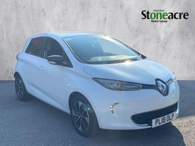 used Renault Zoe Dynamique Nav Quick Charge Q90 41kWh Dynamique Nav Hatchback 5dr Electric Auto (Quick Charge, Battery Lease) (88 bhp)