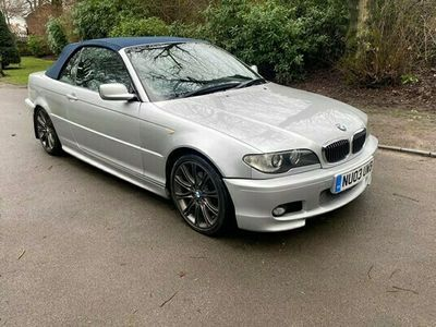 used BMW 325 3-Series Convertible Ci Sport 2d (01)
