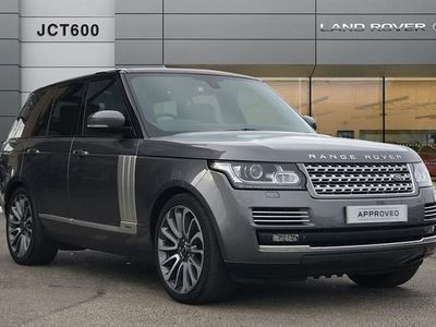used Land Rover Range Rover 2015 Doncaster 3.0 SDV6 HEV Autobiography 4dr Auto