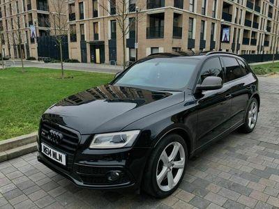 used Audi SQ5 3.0 BiTDi Tiptronic quattro (s/s) 5dr