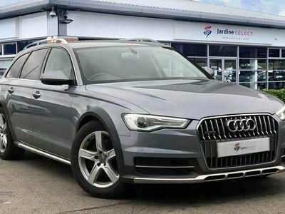 used Audi A6 Allroad Estate 2016