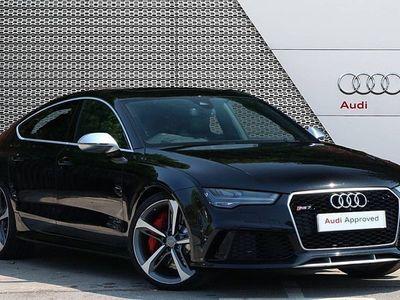 used Audi RS7 T FSI V8 Quattro 5dr Tip Auto 4.0