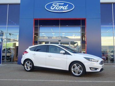 used Ford Focus 2018 Cambridge 1.5 EcoBoost Titanium 5dr