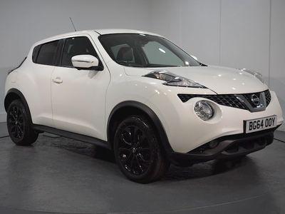 used Nissan Juke Tekna Dci 1.5 5dr