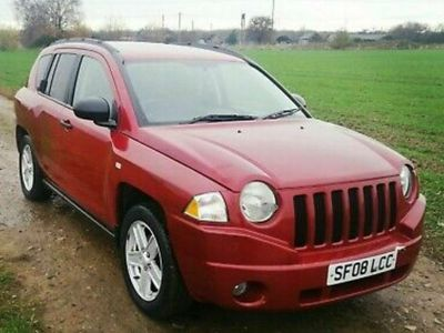 used Jeep Compass 2.4 Limited CVT 4WD 5dr