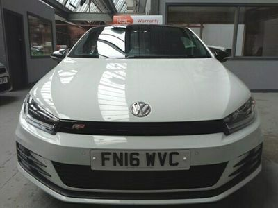 used VW Scirocco Coupe 2.0 TDi BlueMotion Tech R Line (10/14-) 3d DSG
