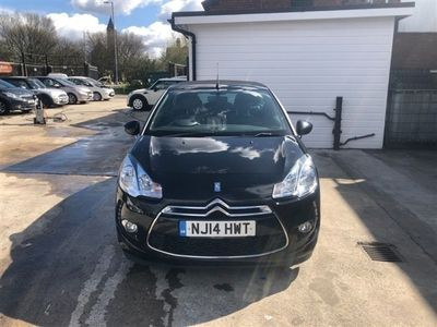 used Citroën DS3 Cabriolet 1.6 DSPORT 3d 155 BHP