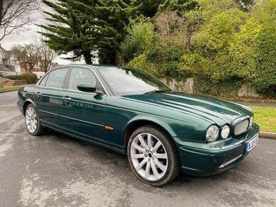 used Jaguar XJ 3.0 SE 4dr