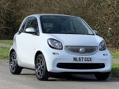 used Smart ForTwo Coupé 1.0 PRIME 2d 71 BHP, 2017 ( )