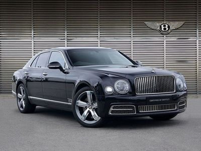 used Bentley Mulsanne V8 Speed 4dr Auto 6.8