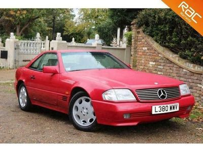 used Mercedes S280 SL Class2dr