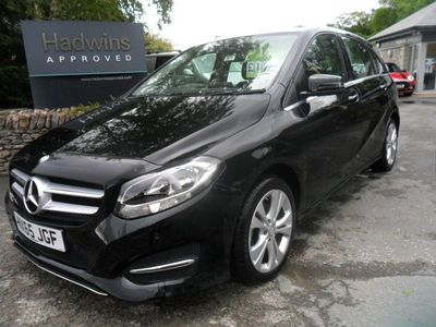 used Mercedes B200 B-ClassSport Executive 5Dr Auto