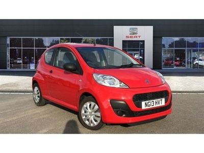 used Peugeot 107 1.0 Access 3dr