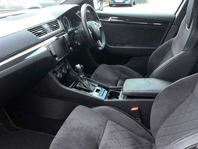 used Skoda Superb 1.4 TSI 150 Sport Line 5dr DSG Hatchback 2017