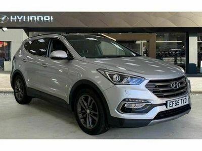 used Hyundai Santa Fe 2.2 CRDi Blue Drive Premium SE 5dr Auto [7 Seats] Diesel Estate