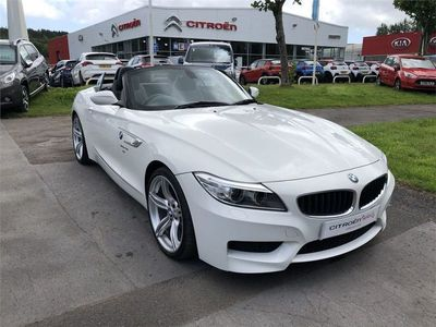 used BMW Z4 Z4SDRIVE20I M SPORT ROADSTER 2-Door