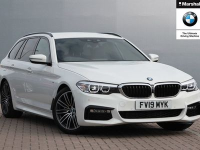 used BMW 530 5 Series d M Sport 5dr Auto