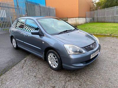 used Honda Civic 1.7i CTDi SE 5 DOOR TURBO DIESEL