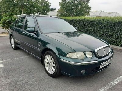 used Rover 45 1.6 Impression S 5dr