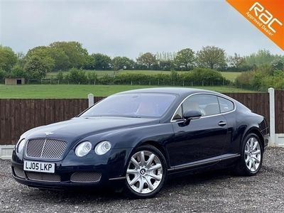 used Bentley Continental GT 6.0 W12 Coupe 2005