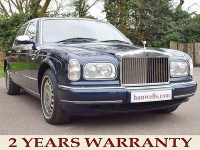 used Rolls Royce Silver Seraph 5.4 4dr Auto
