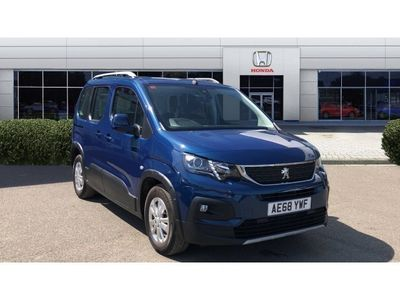 used Peugeot Rifter 1.5 BlueHDi Allure 5dr