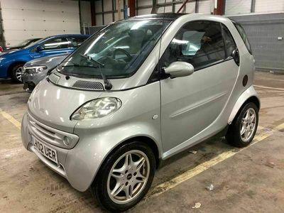 used Smart ForTwo Coupé 0.6 City Passion 3dr
