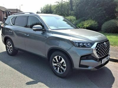 used Ssangyong Rexton 2.2TD Ultimate (202ps) Auto