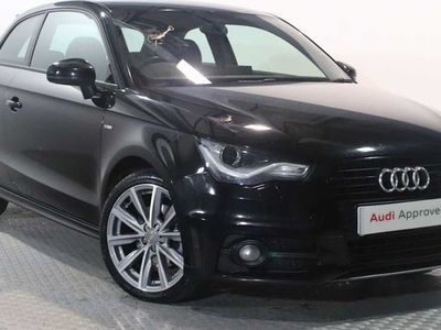 used Audi A1 S line Style Edition 1.6 TDI 105 PS 5 speed 3dr