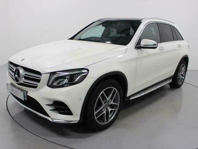 used Mercedes GLC350 GLC 3.0D 4MATIC AMG LINE PREMIUM 5d-2 OWNER C diesel estate